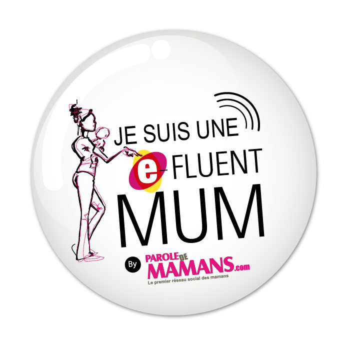 BADGE_EFLUENT MUM