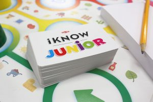 54459 IKNOW junior cartes